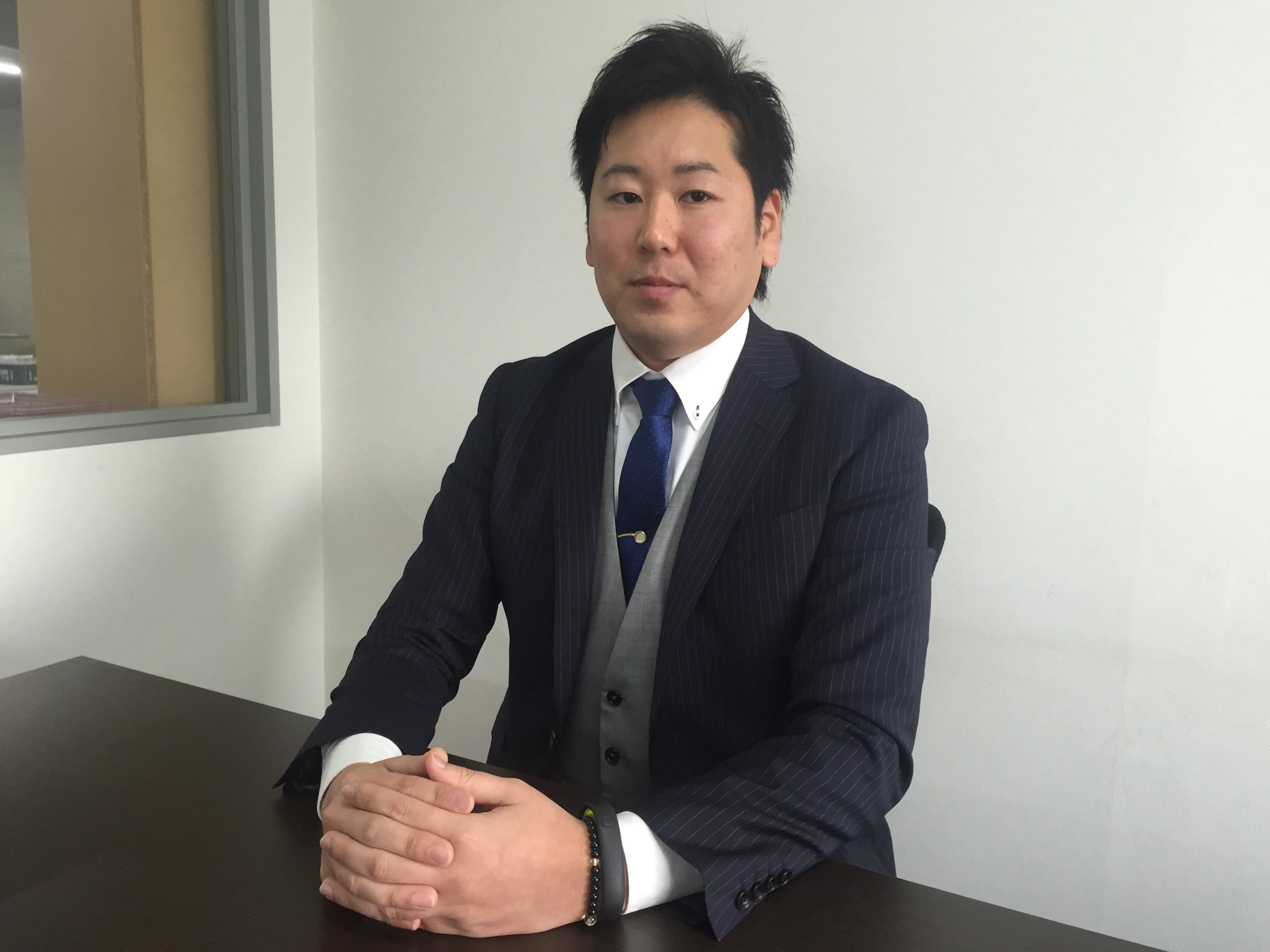 加藤 享義店長