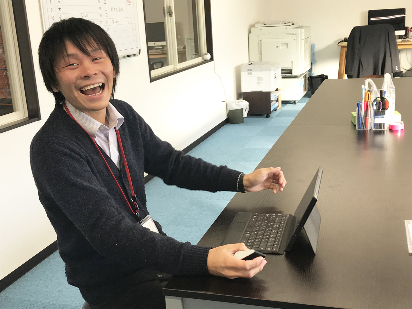 永山 翔  / 店長