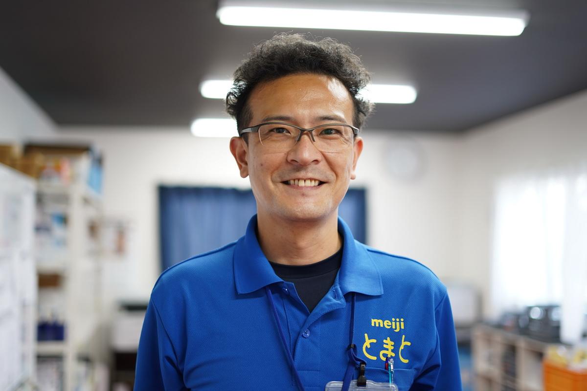 長井 勇店長